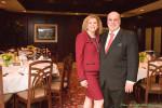 wedding anniversary portrait at Morton's The Steakhouse