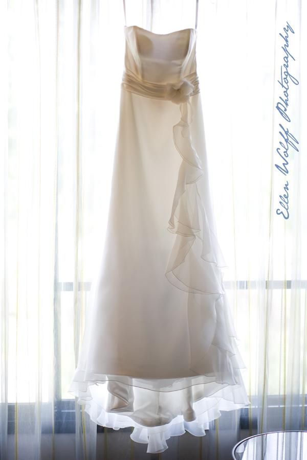 wedding gown photo