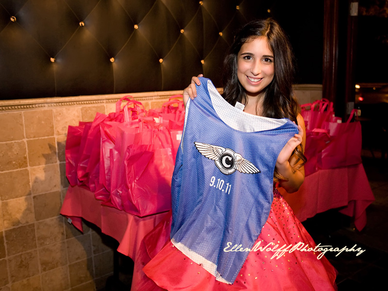 bat mitzvah party favor