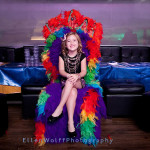 Sitting on the birthday feather throne Six years old and missing the first baby tooth right in front