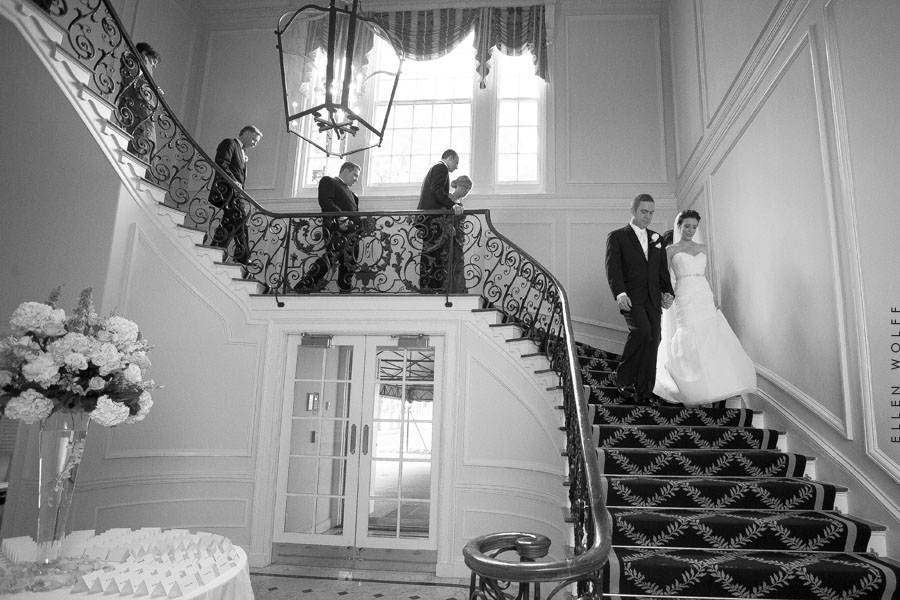 muttontown country club wedding photography