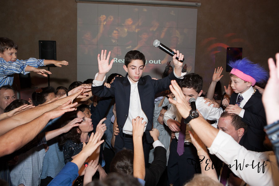 New York Bar Mitzvah photography