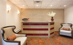 Lobby decor assisted living facility