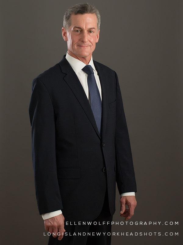 business executive portrait