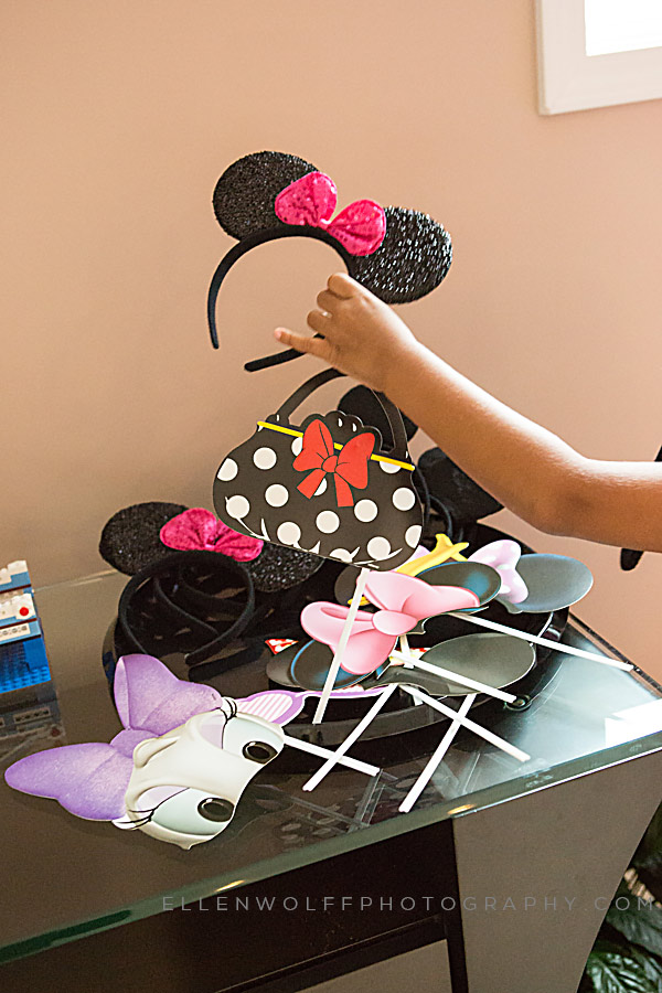 minnie mouse ear headbands