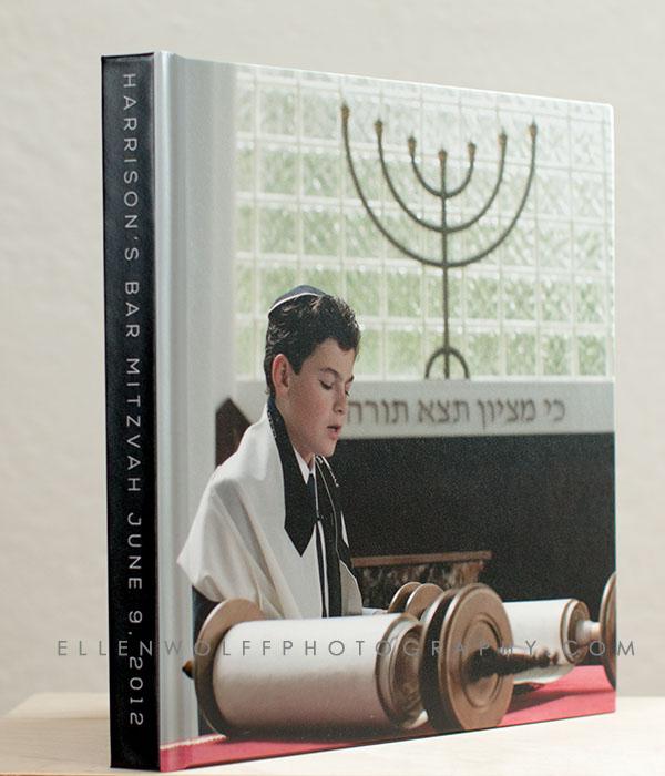 bar mitzvah album cover