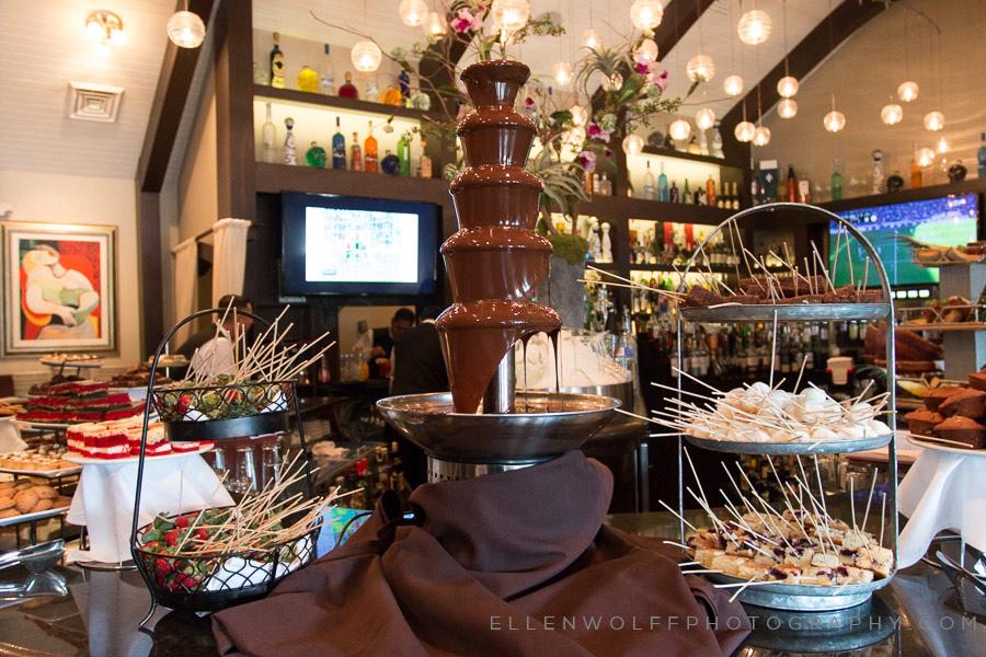 rothmanns chocolate fountain