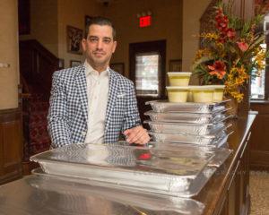 thanksgiving food donation