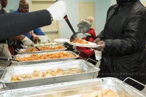 thanksgiving feeding the homeless