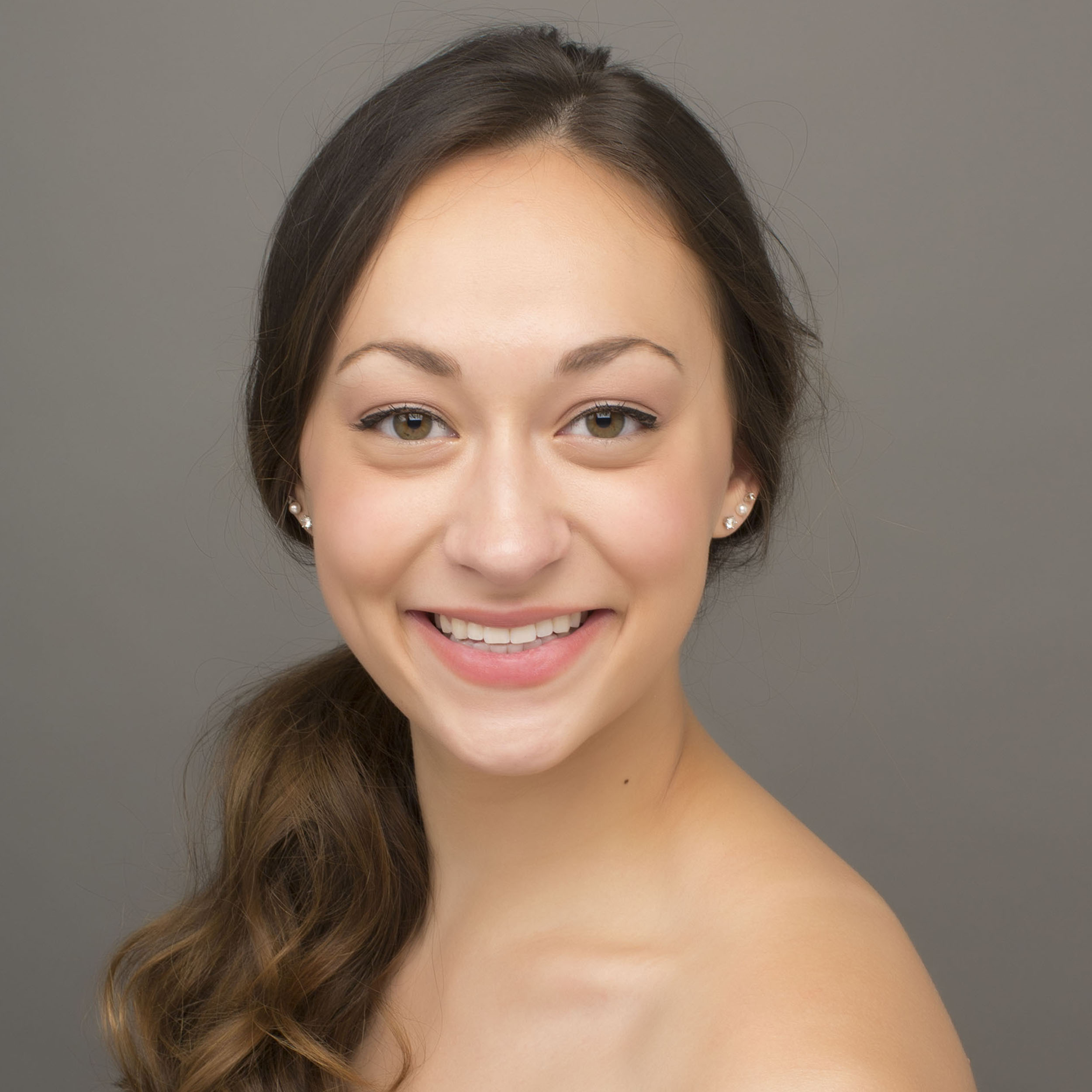 professional dancer headshot