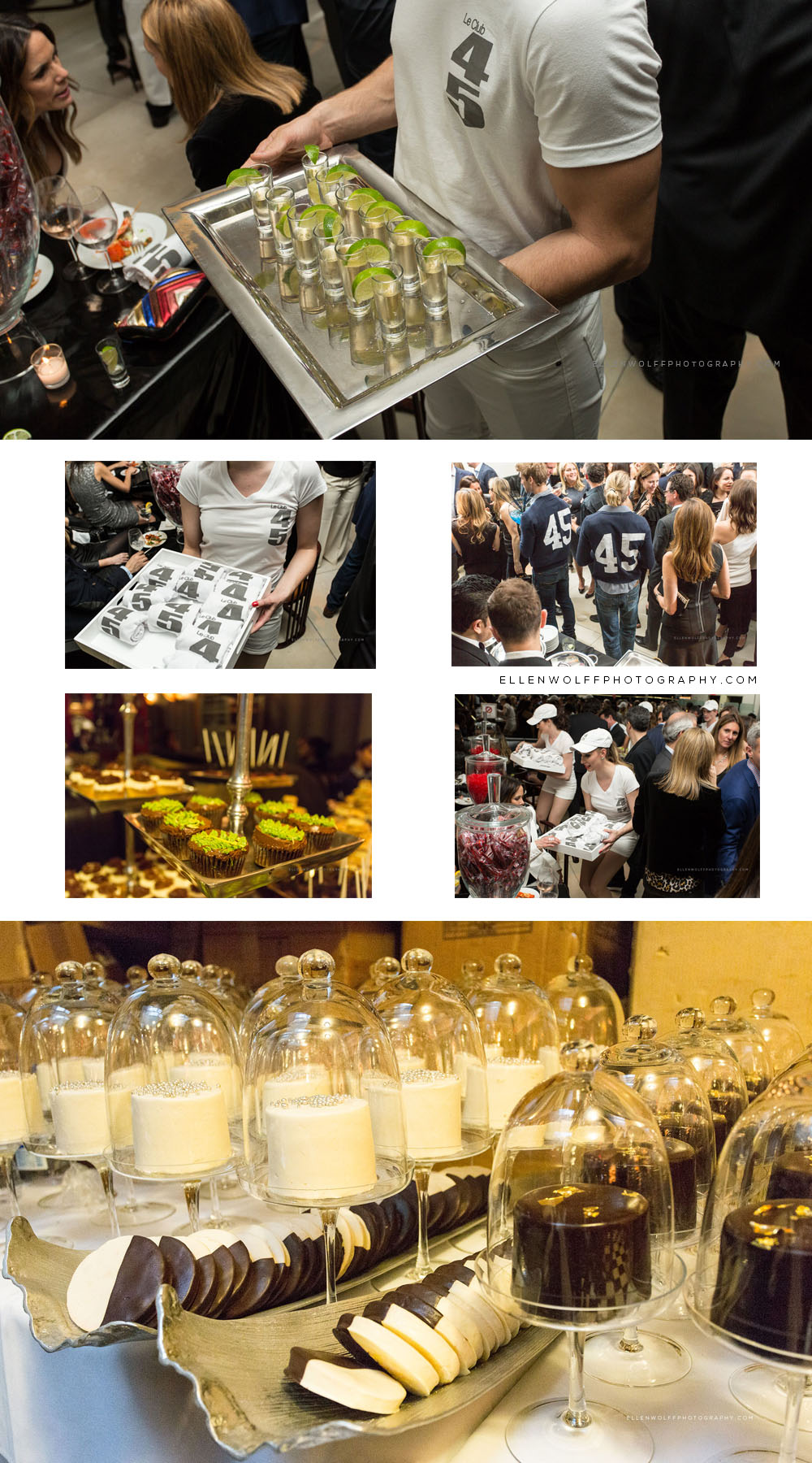 nyc event photo at mr chow
